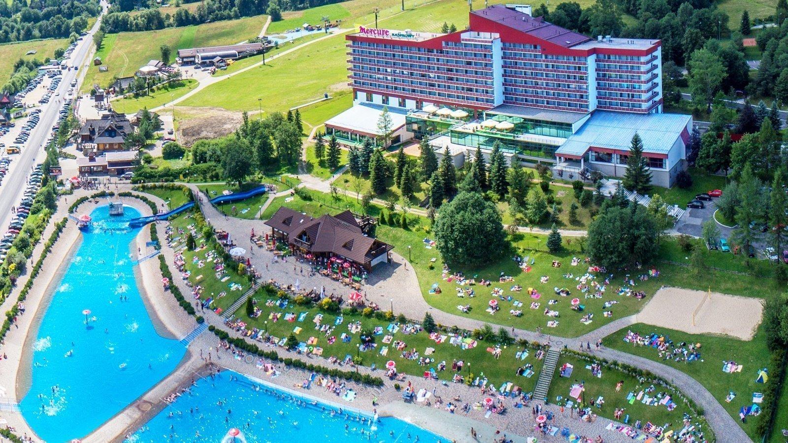 Hotel Mercure Zakopane Kasprowy Eko Noclegi Zakopane Hotele